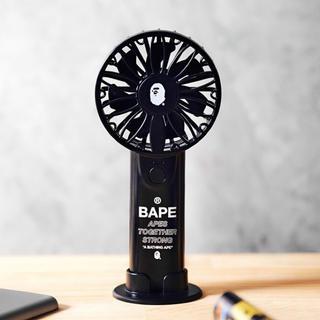 アベイシングエイプ(A BATHING APE)の即購入❤️smart 10月号特別付録❤️2wayハンディ扇風機❤️(扇風機)