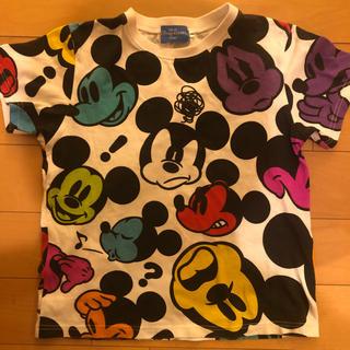 Disney - ミッキーTシャツ 140センチ