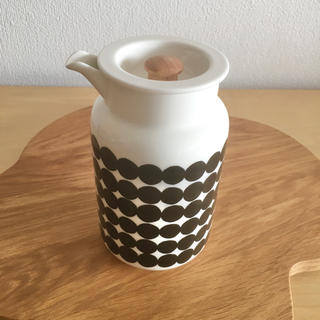 マリメッコ(marimekko)の新品⭐︎ マリメッコSiirtolapuutarhaジャグ marimekko(食器)