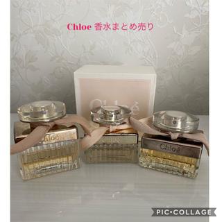 クロエ(Chloe)のChloe オードパルファムセット(香水(女性用))