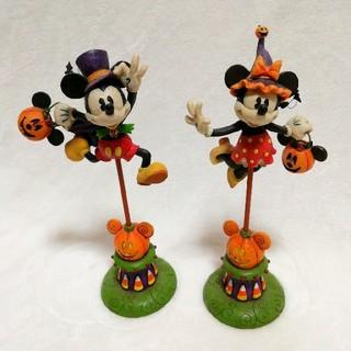 Disney - ディズニー ハロウィンフィギュアリン