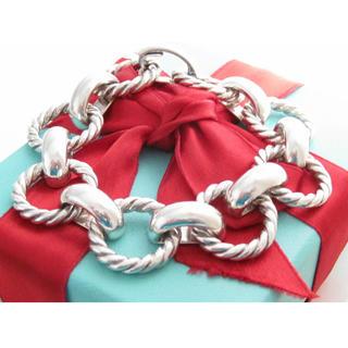 Tiffany & Co. - Vintage Tiffany&co Twist Link Bracelet