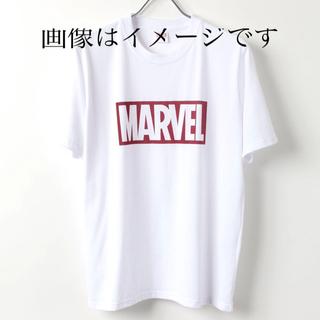 マーベル(MARVEL)のマーベル MARVEL ボックスロゴ Tシャツ(Tシャツ/カットソー(半袖/袖なし))