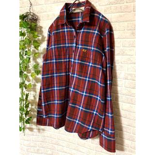 SLY - SLY    チェック柄 ネルシャツ F