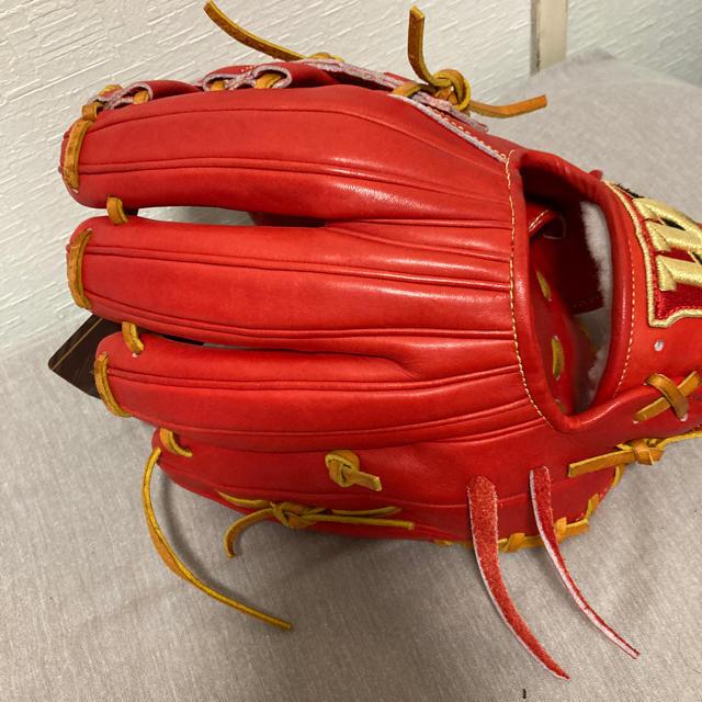 Wilson Staff(ウィルソンスタッフ)のウィルソン 硬式グローブ グラブ DUAL スポーツ/アウトドアの野球(グローブ)の商品写真