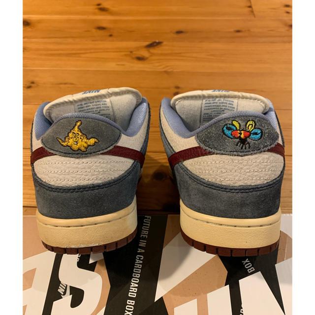 NIKE(ナイキ)のNIKE DUNK LOW SB FTC Finally ダンク 27.5cm メンズの靴/シューズ(スニーカー)の商品写真
