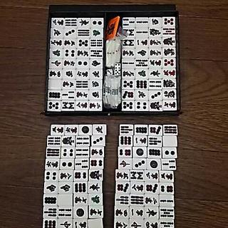 こ45121メーカー不明 麻雀牌(麻雀)