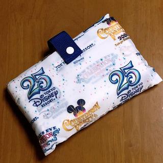 Disney - TDL ディズニー 25周年 カウントダウン 非売品 エコバッグ