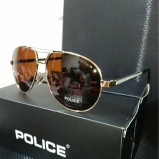 POLICE - POLICE ディアドロップサングラス