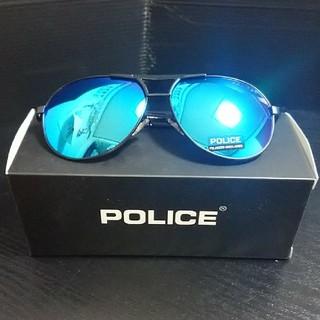 POLICE - POLICE ミラー系 サングラス