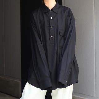 Dulcamara - stein Oversized Pullover Shirt
