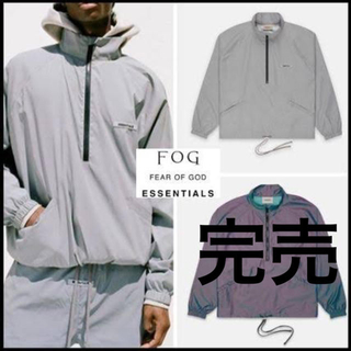 FEAR OF GOD - FOG ESSENTIALS ナイロン ジャケット M