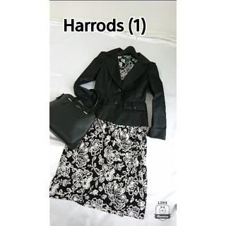 ハロッズ(Harrods)の美品♪ Harrods ハロッズ  ジャケット(テーラードジャケット)
