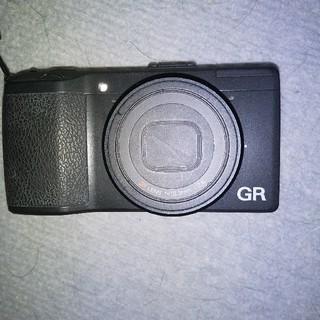 リコー(RICOH)のリコーGR(コンパクトデジタルカメラ)