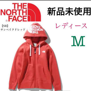 THE NORTH FACE - THE NORTH FACE ジップアップパーカー レディース M