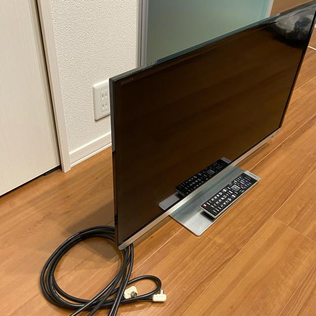東芝(トウシバ)のTOSHIBA REGZA 液晶カラーテレビ 32J7 スマホ/家電/カメラのテレビ/映像機器(テレビ)の商品写真