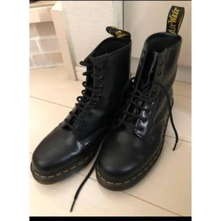ドクターマーチン(Dr.Martens)のドクターマーチン 8ホール UK7 26cm 美品(ブーツ)