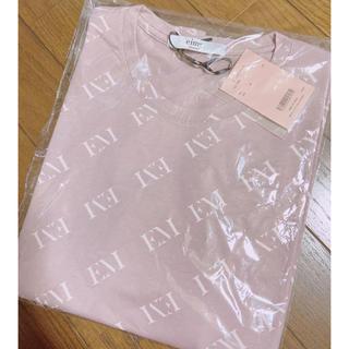 eimy istoire - 大特価!eimy istoire*新品未使用品♡ノベルティ Tシャツ pink