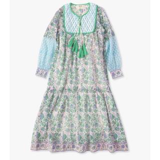 Ron Herman - 新品!SZ blockprints Silk jodhpur dress