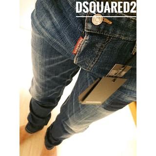 ディースクエアード(DSQUARED2)の【新品未使用タグあり】Dsquared2☆モデルslimjean(デニム/ジーンズ)