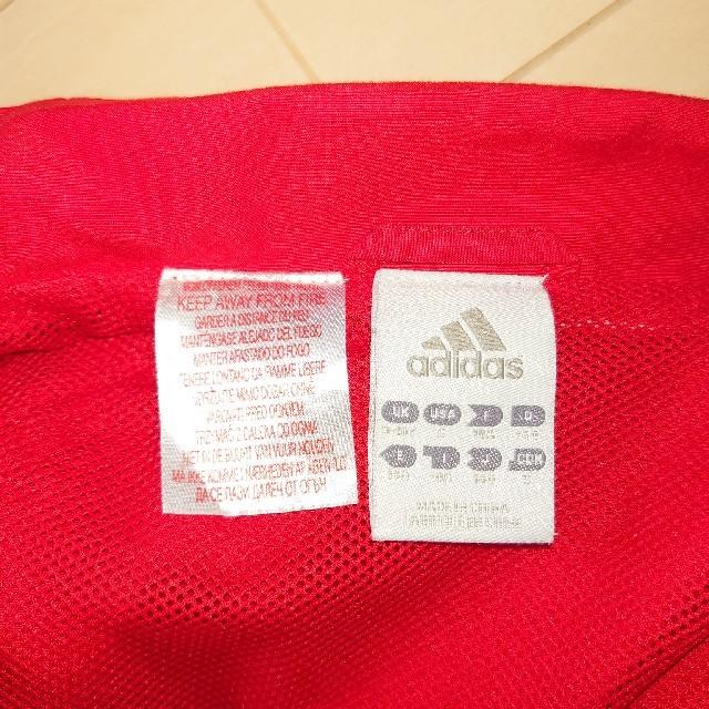 adidas(アディダス)のアディダス リバプールFC プレゼンテーションジャケット  140センチ スポーツ/アウトドアのサッカー/フットサル(ウェア)の商品写真