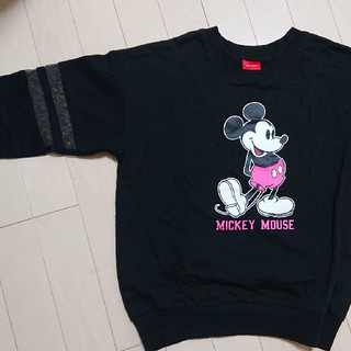 レピピアルマリオ(repipi armario)のミッキー 子供服 S(ジャケット/上着)