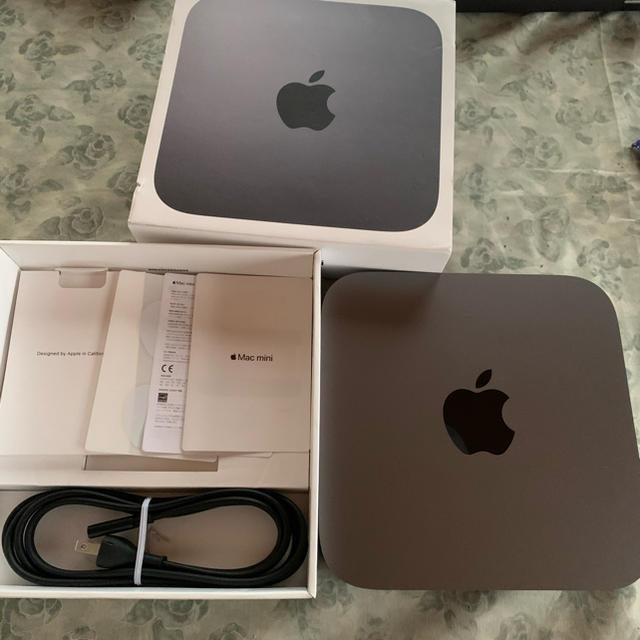 Mac (Apple)(マック)のMac mini  2018 i7-3.2GHz/32GB/256GB 良品 スマホ/家電/カメラのPC/タブレット(デスクトップ型PC)の商品写真