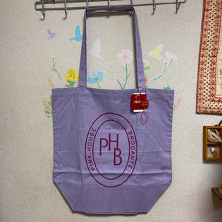 ピンクハウス(PINK HOUSE)の新品タグ付 ピンクハウス トートバッグ(トートバッグ)
