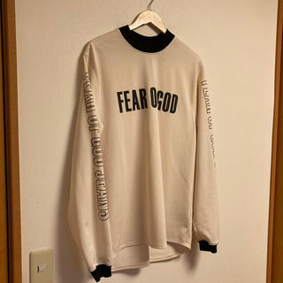 FEAR OF GOD - FEAR OF GOD メッシュ シャツ mesh