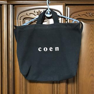 コーエン(coen)のcoen バッグ(ショルダーバッグ)