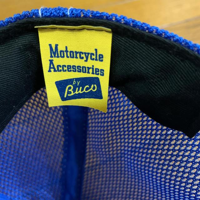 THE REAL McCOY'S(ザリアルマッコイズ)のブコ buco  メンズの帽子(キャップ)の商品写真
