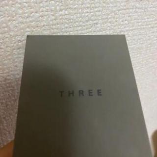 スリー(THREE)のTHREE シマリンググロー デュオ 01(その他)