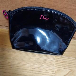 クリスチャンディオール(Christian Dior)のクリスチャンディオール ノベルティ ポーチ(ポーチ)