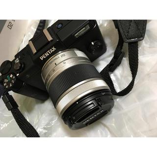 ペンタックス(PENTAX)の一眼レフ カメラ PENTAX Q 02 (ミラーレス一眼)