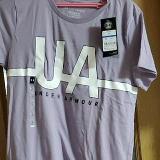 アンダーアーマー(UNDER ARMOUR)のアンダーアーマーTシャツ(レディース)(Tシャツ(半袖/袖なし))