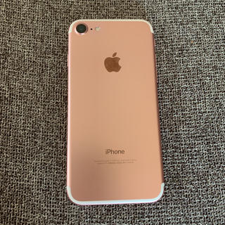 Apple - iPhone 7 Rose Gold 32 GB SIMフリー