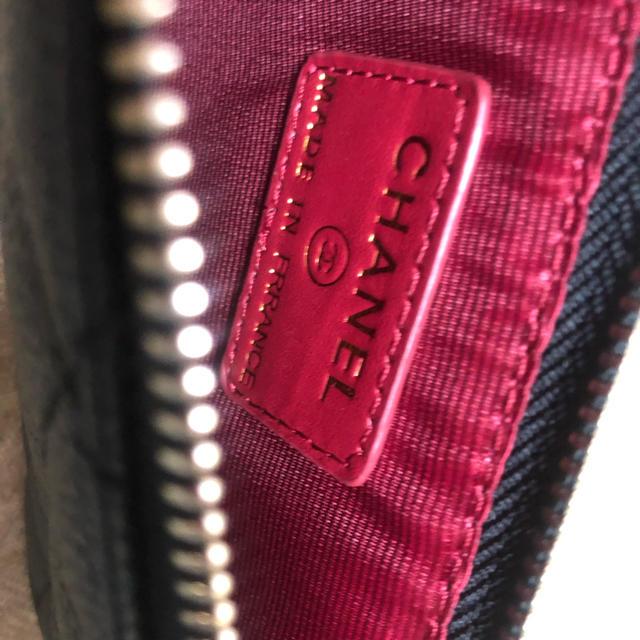 CHANEL(シャネル)のCHANELノベルティ 小銭入れ カードケース エンタメ/ホビーのコレクション(ノベルティグッズ)の商品写真