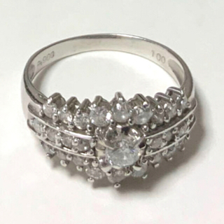 ダイヤモンド リング 指輪 1.00ct