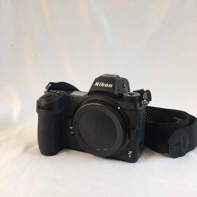 Nikon(ニコン)のNikon z6 XQD128GB スマホ/家電/カメラのカメラ(ミラーレス一眼)の商品写真