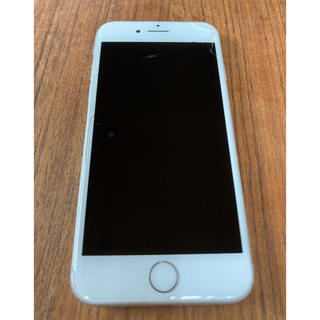 iPhone - iphone8 本体 シルバー 64GB ロック解除済