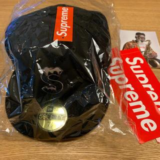 Supreme - Supreme S Logo New Era CAP 7-1/2