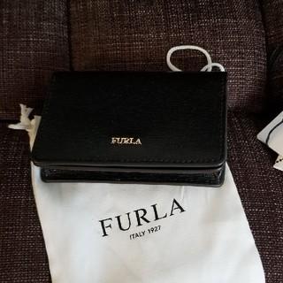 フルラ(Furla)のFURLA❗カード💳ケース(名刺入れ/定期入れ)