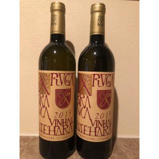 勝沼醸造 アルガブランカ イセハラ 2015 甲州 セット(ワイン)