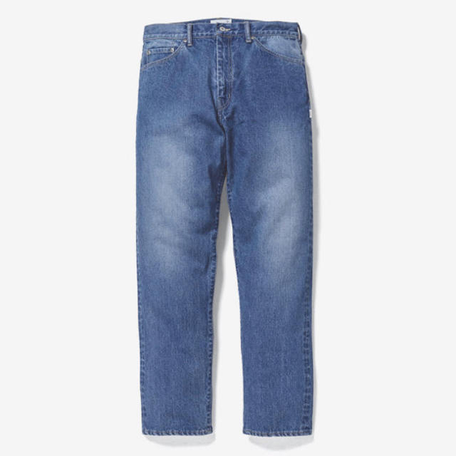 W)taps(ダブルタップス)のSサイズ WTAPS 20AW BLUES BAGGY TROUSERS  メンズのパンツ(デニム/ジーンズ)の商品写真