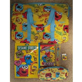 セサミストリート(SESAME STREET)のセサミストリートのバッグと文房具(キャラクターグッズ)