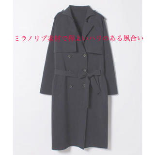 ANAYI - 新品✨定価59400円 アナイ コート ネイビー サイズ38 大幅お値下げ‼️