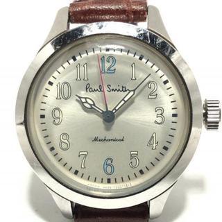 ポールスミス(Paul Smith)のポールスミス 腕時計 - 6630-T013163(腕時計)