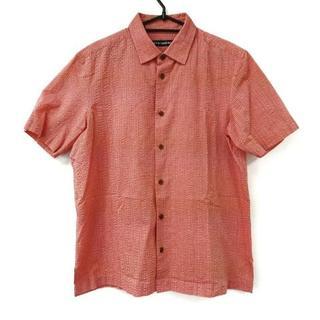 イッセイミヤケ(ISSEY MIYAKE)のイッセイミヤケ 半袖シャツ サイズ2 M美品 (シャツ)