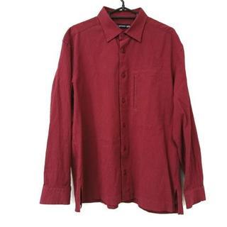 イッセイミヤケ(ISSEY MIYAKE)のイッセイミヤケ 長袖シャツ サイズ2 M美品 (シャツ)