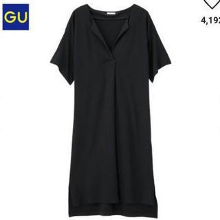 GU - GU ワンピース ブラック S
